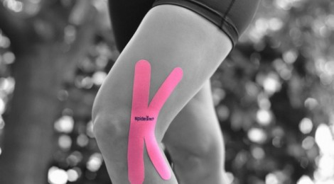 Review: anti-blessure tape van SpiderTech