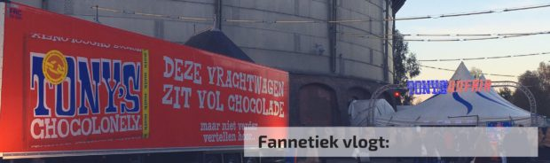 Fannetiek vlogt: Tony's Chocolonely Fair 2016