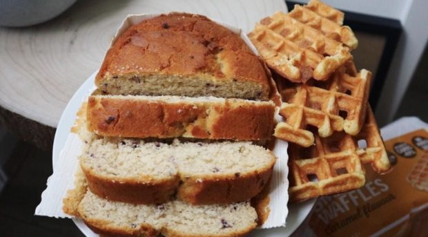 Body&Fit: waffles & cake