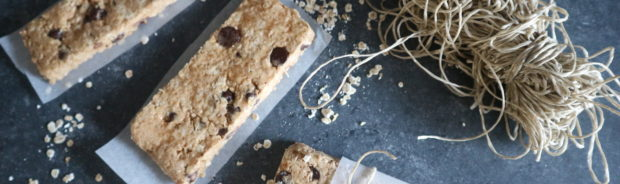 Koken met Fannetiek: Raw Chocolate Chip Energy Bar